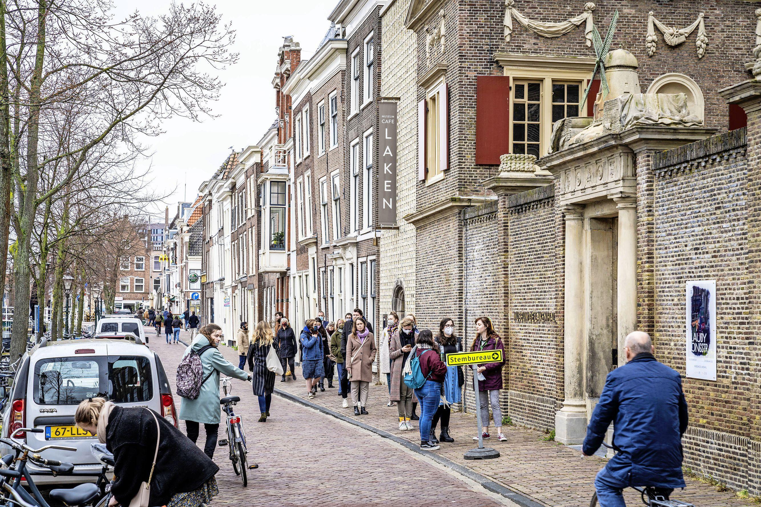 Pech, onkunde en onervarenheid maakten dat Leiden als laatste de uitslag van de verkiezingen bekendmaakte