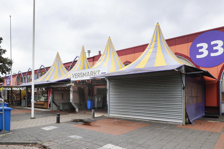 Ontevreden ondernemers Bazaar weer tevergeefs op de stoep bij Beverwijkse burgemeester Martijn Smit