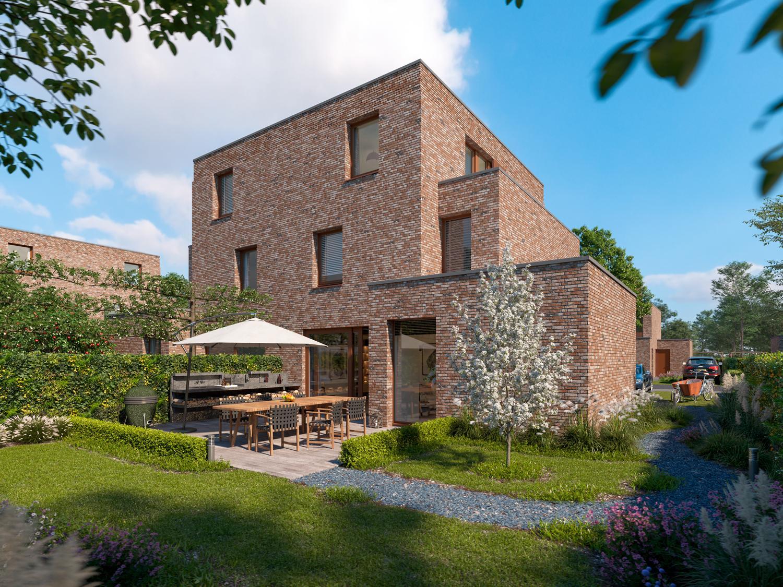 Coronaproof bouwstart eerste 36 koopwoningen op landgoed Wickevoort in Cruquius [video]
