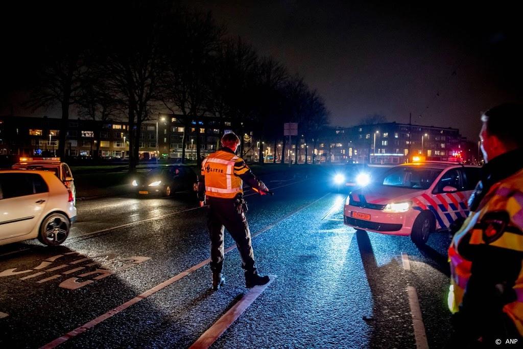 Politie: beheersbare avond in Rotterdam, 25 aanhoudingen