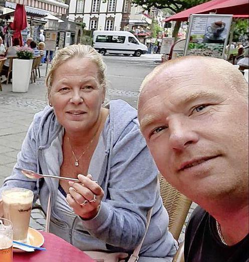 Wendy Zwitser vertelt over haar doodgeschoten broer Dirk: 'Ik besprak letterlijk alles met hem'