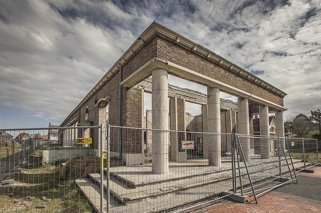 Het geheime clubhuis in het Poortgebouw en andere verhalen over het Casino van Huisduinen