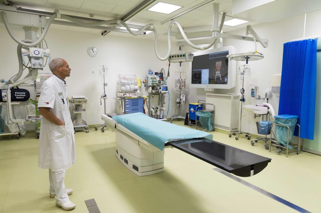 Spoedeisende hulp en acute verloskunde blijven in Den Helder