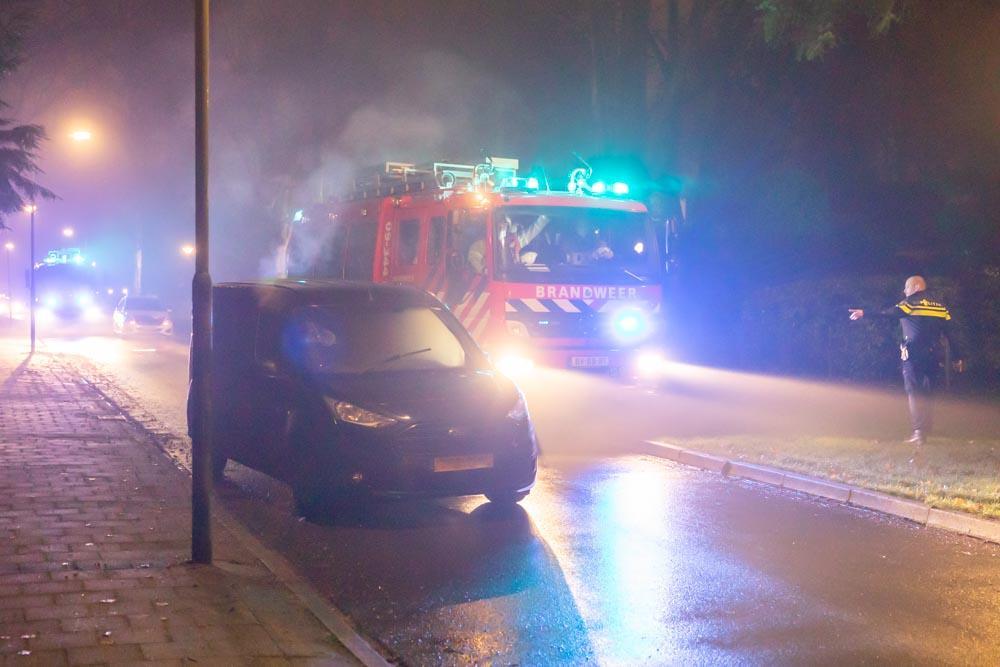 Autobrand in Soest; eigenaar onvindbaar