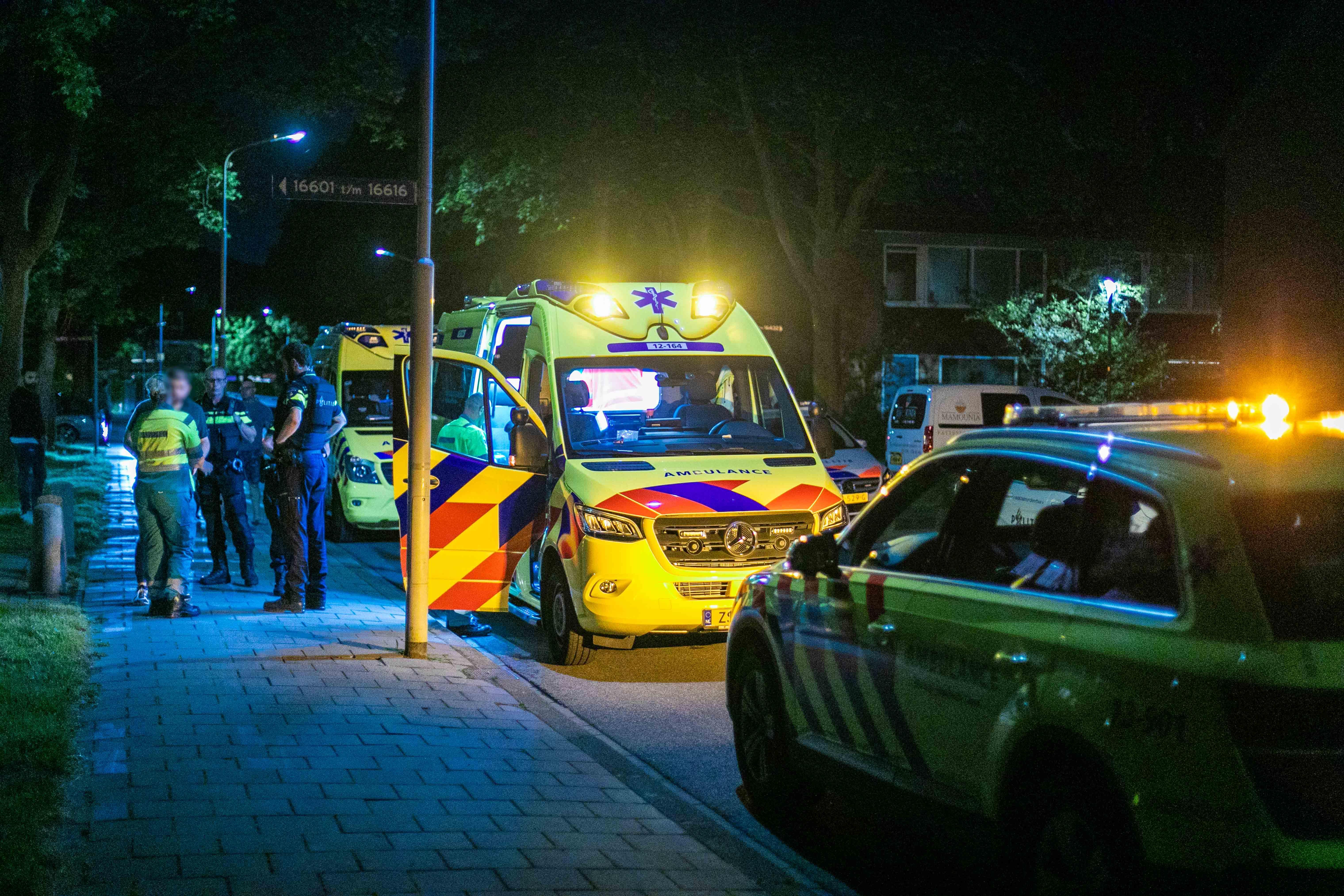 Vrouw (52) raakt ernstig gewond bij steekincident in woning Hoofddorp