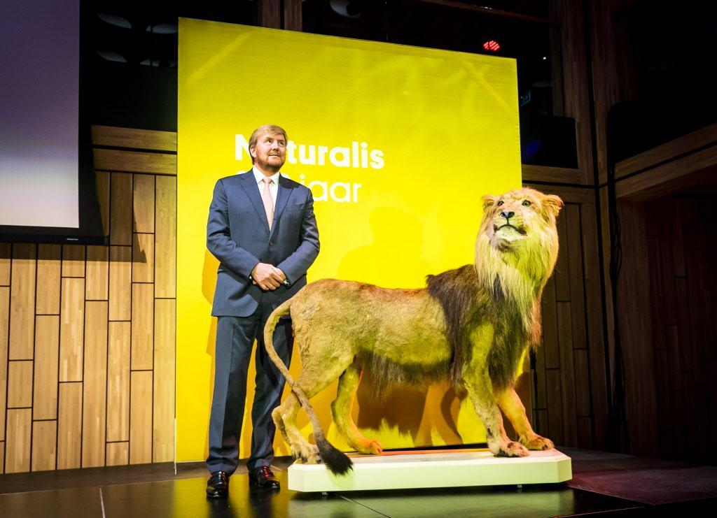 Tentoonstelling 'Van Onschatbare Waarde' ter ere van 200 jaar Naturalis koninklijk geopend