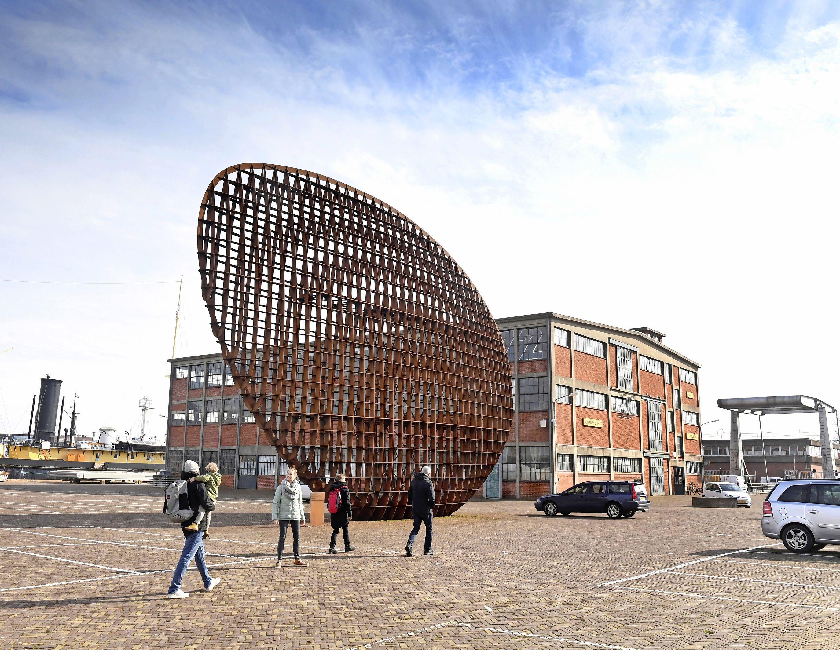 Erfgoedvereniging Heemschut mengt zich in de strijd tegen een stadhuis van Den Helder op Willemsoord