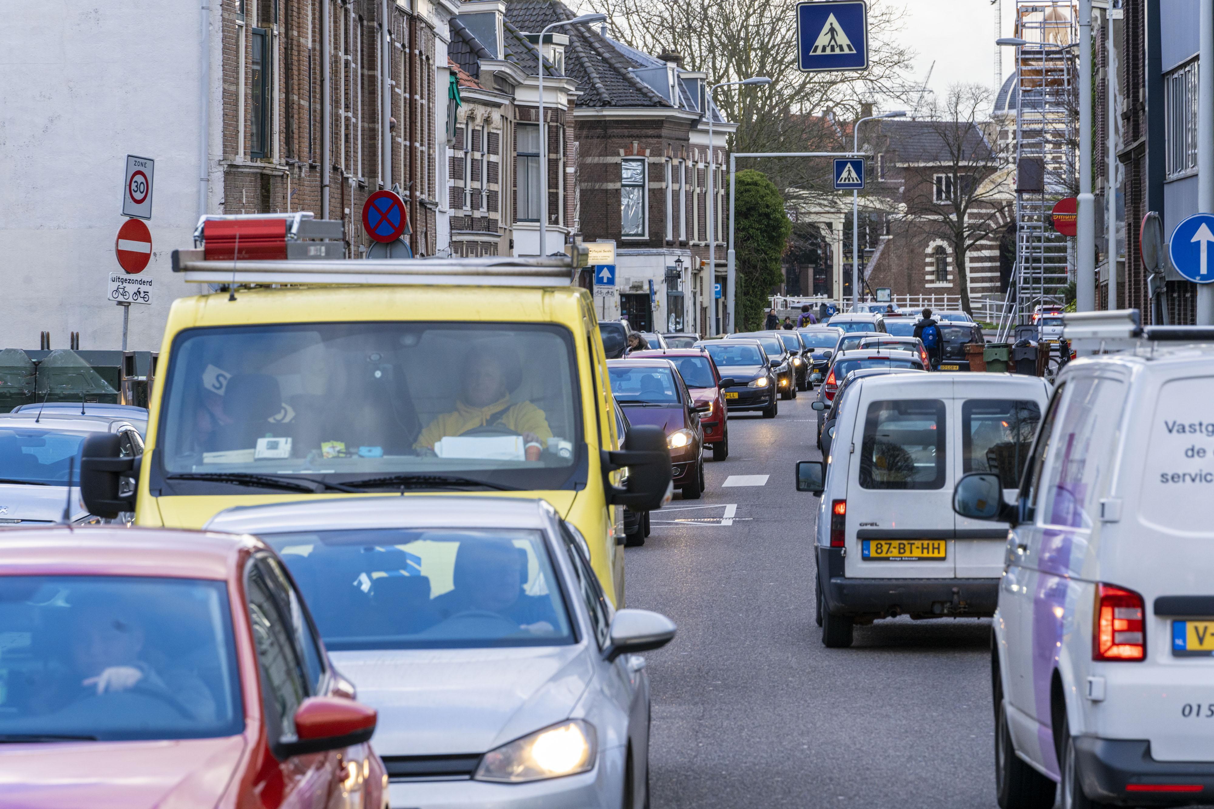 Van de Morsweg een fietsstraat maken is de uit wanhoop gedreven oplossing die Transvaal aandraagt