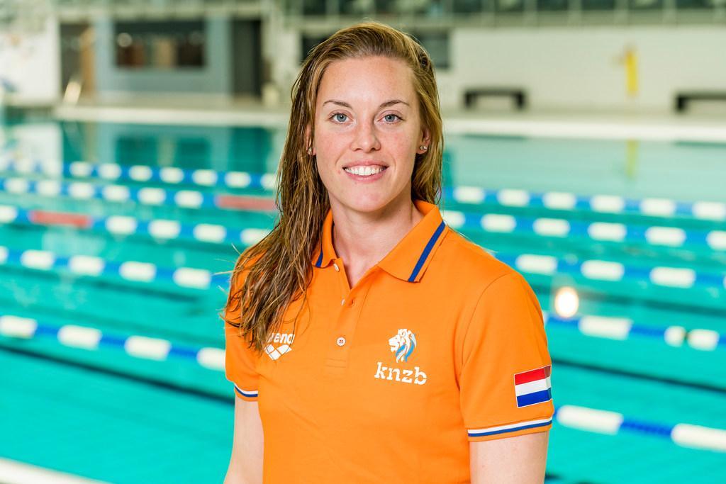 Zwemster Heemskerk naar finale 50 vrij