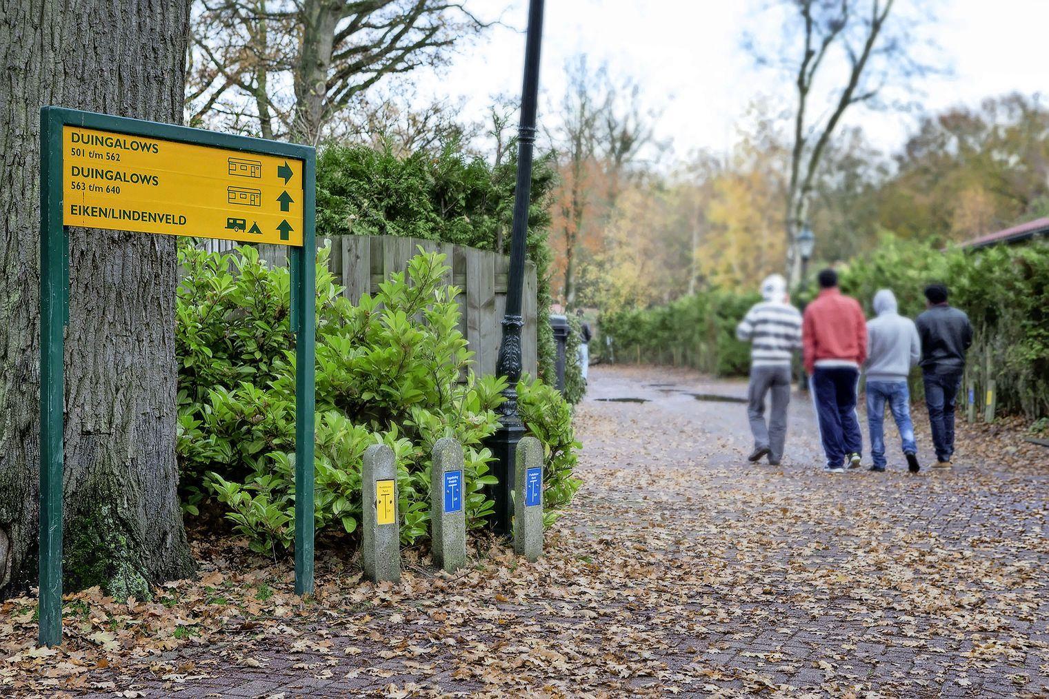 Asielzoekers blijven opnieuw langer op Duinrell, maar in de zomer even niet