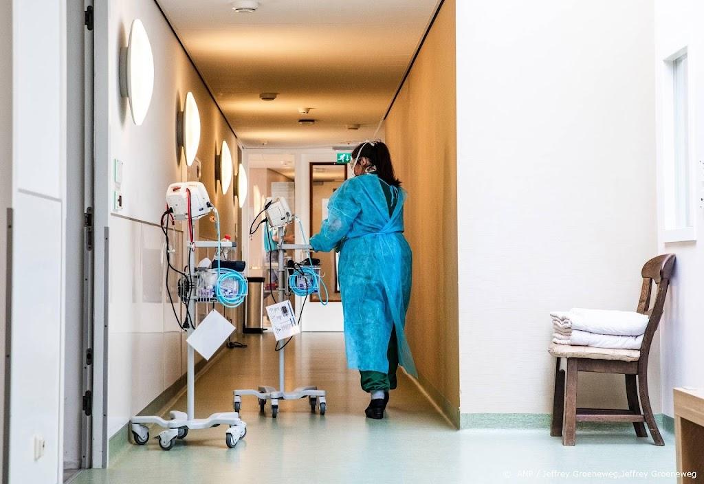 Nog steeds lichte toename aantal coronapatiënten in ziekenhuizen
