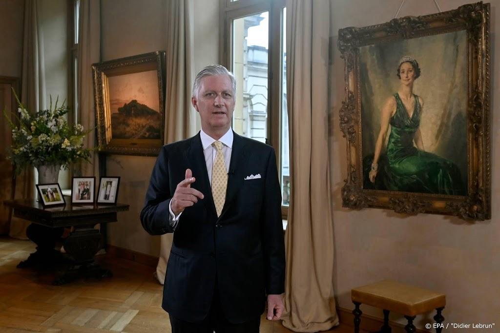 Politici praten Belgische koning bij over regeringsvorming