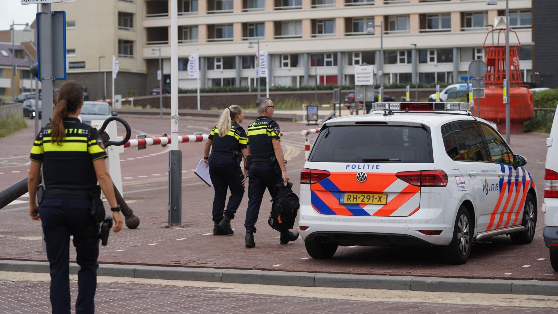 Vermiste 61-jarige man gevonden in Egmond aan Zee na grote zoekactie [update]