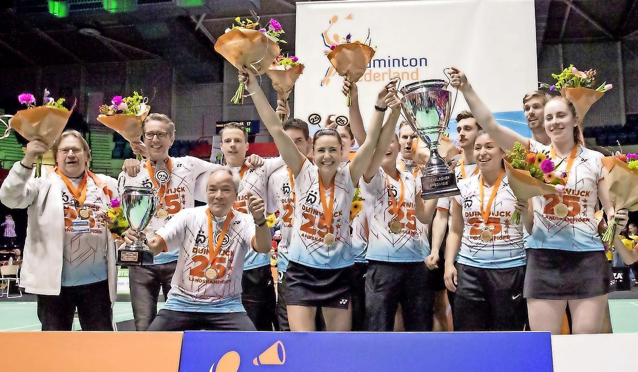 Grote namen maken verschil in badmintonfinale