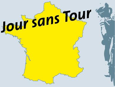 Tour sans Jour: Klimmer Robert Millar wordt journaliste Philippa York [video's]