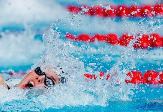 Heemskerk als vierde naar finale 50 vrij op EK zwemmen