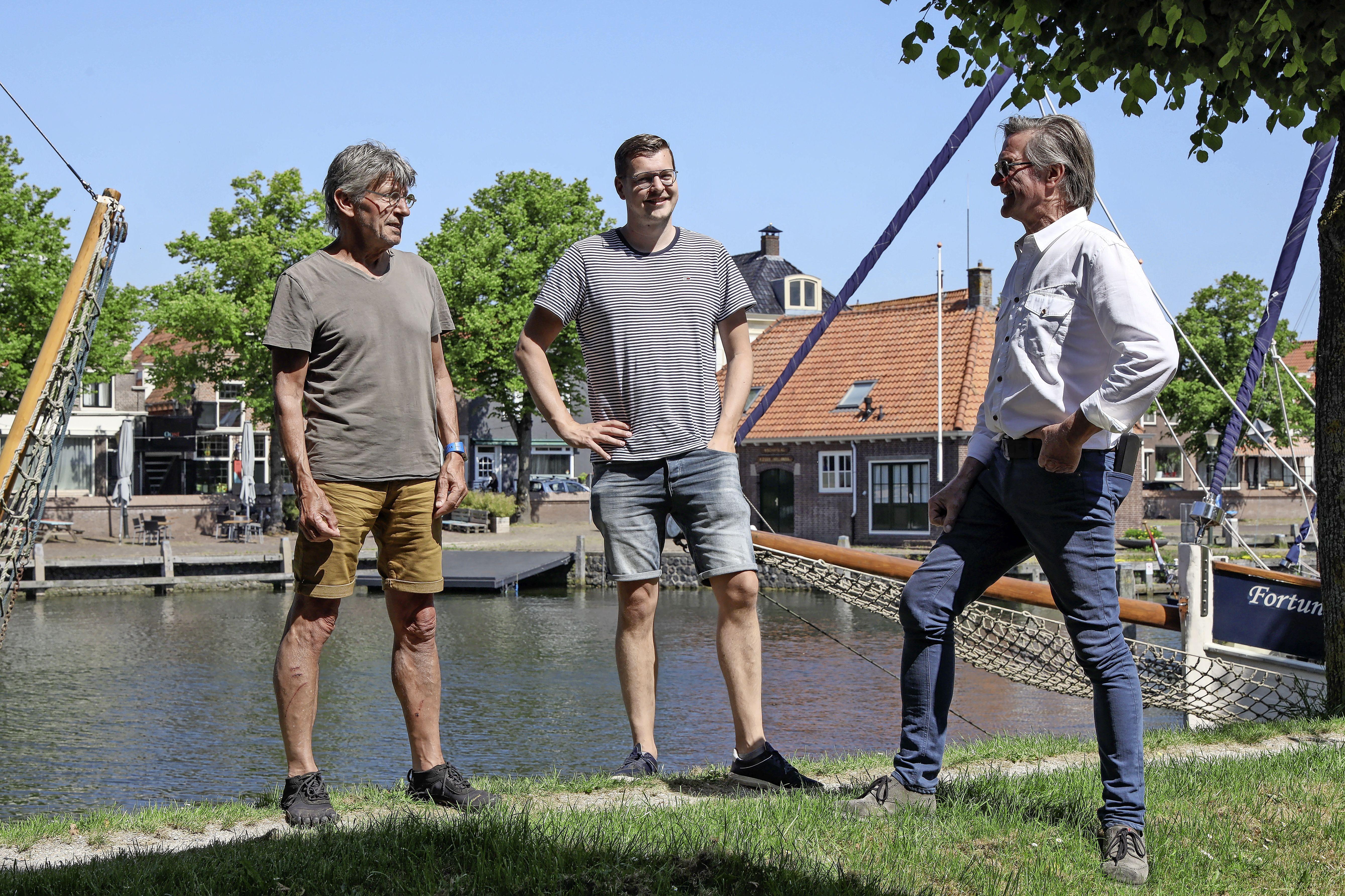 PvdA, PWF en PW2010 gaan samen verder en zetten met het nieuwe 'Morgen!' meteen hoog in. 'We willen de grootste partij van Medemblik worden'