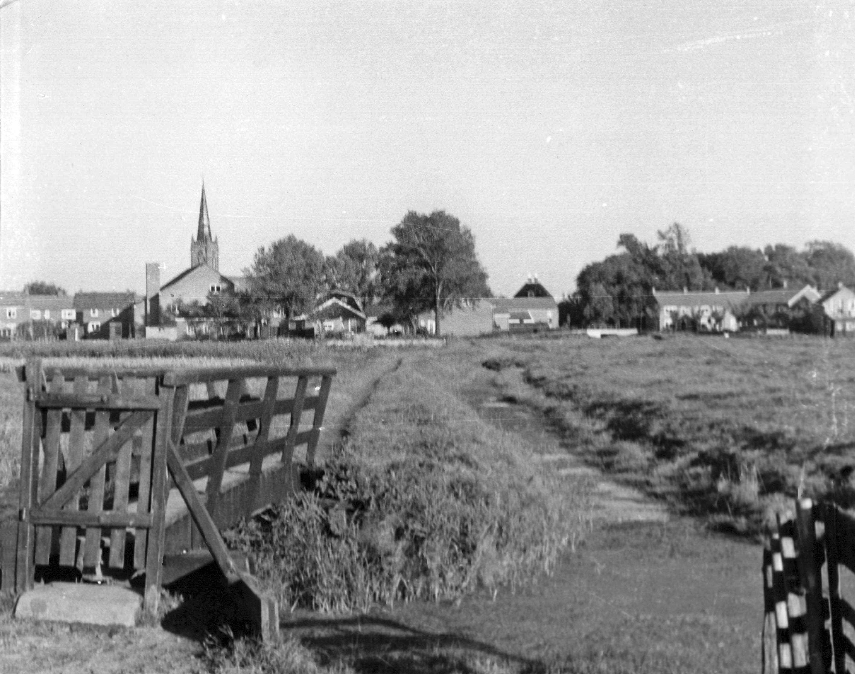 Kerkepadje in Obdam: veel meer dan alleen een pad naar de kerk