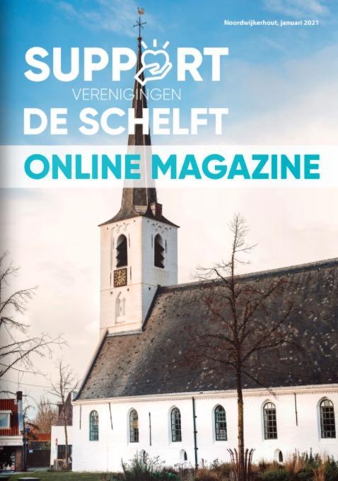 Met online magazine herinneringen ophalen aan door brand verwoeste sport- en evenementenhal De Schelft; streefbedrag bijna binnen