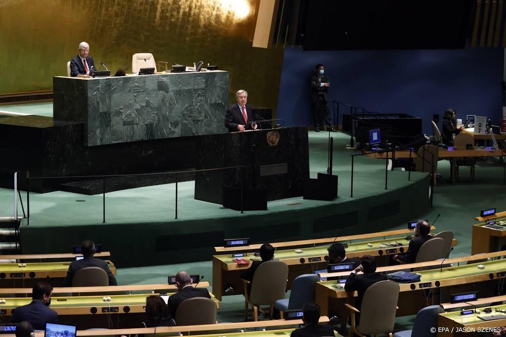 Veiligheidsraad wil dat VN-chef Guterres aanblijft