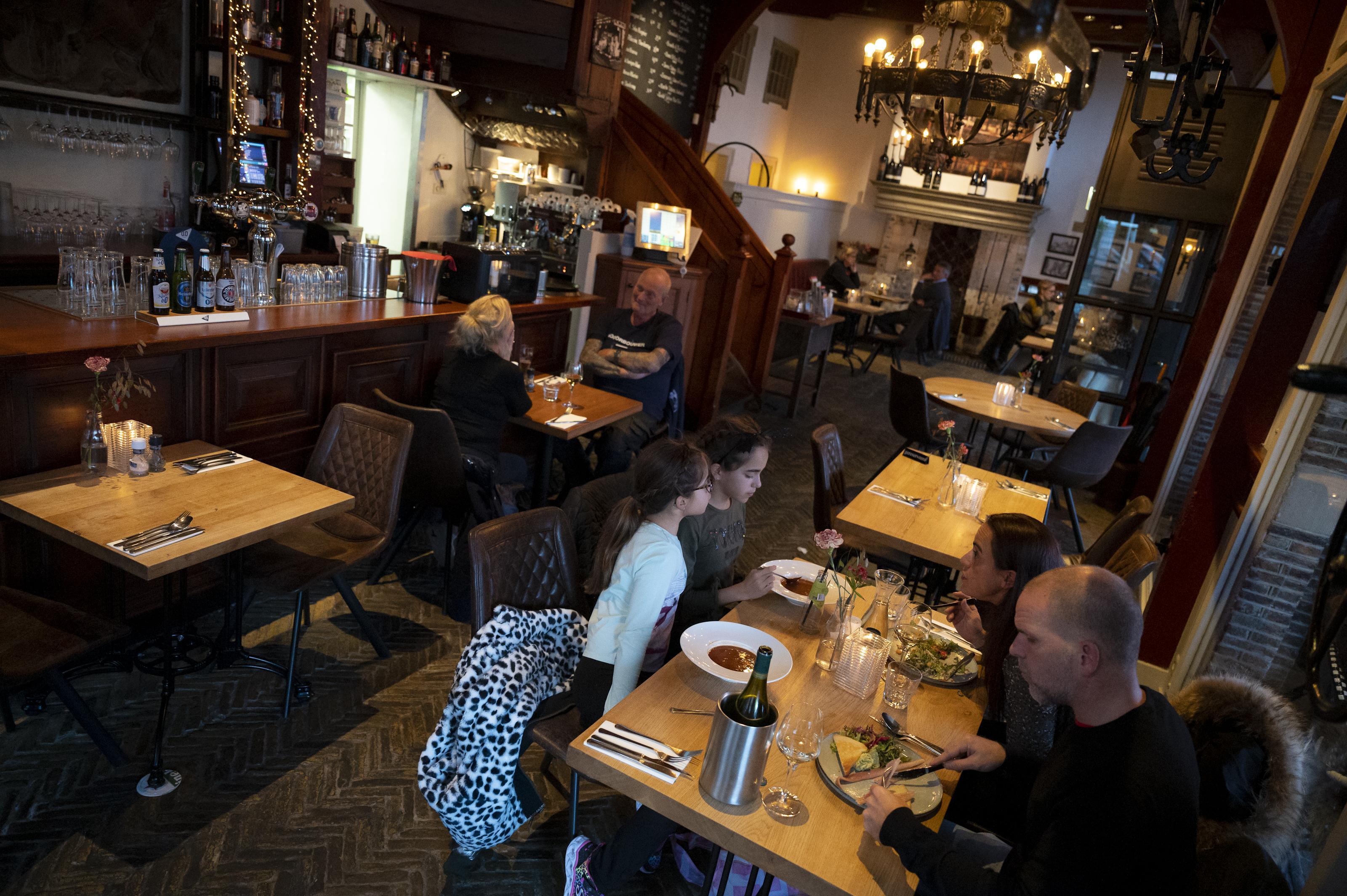 Restaurant De Waegh in Monnickendam binnen een half uur helemaal vol voor 'het laatste avondmaal'