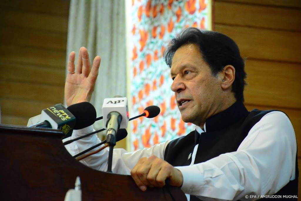 Premier Pakistan haalt uit naar Macron om 'aanval op islam'