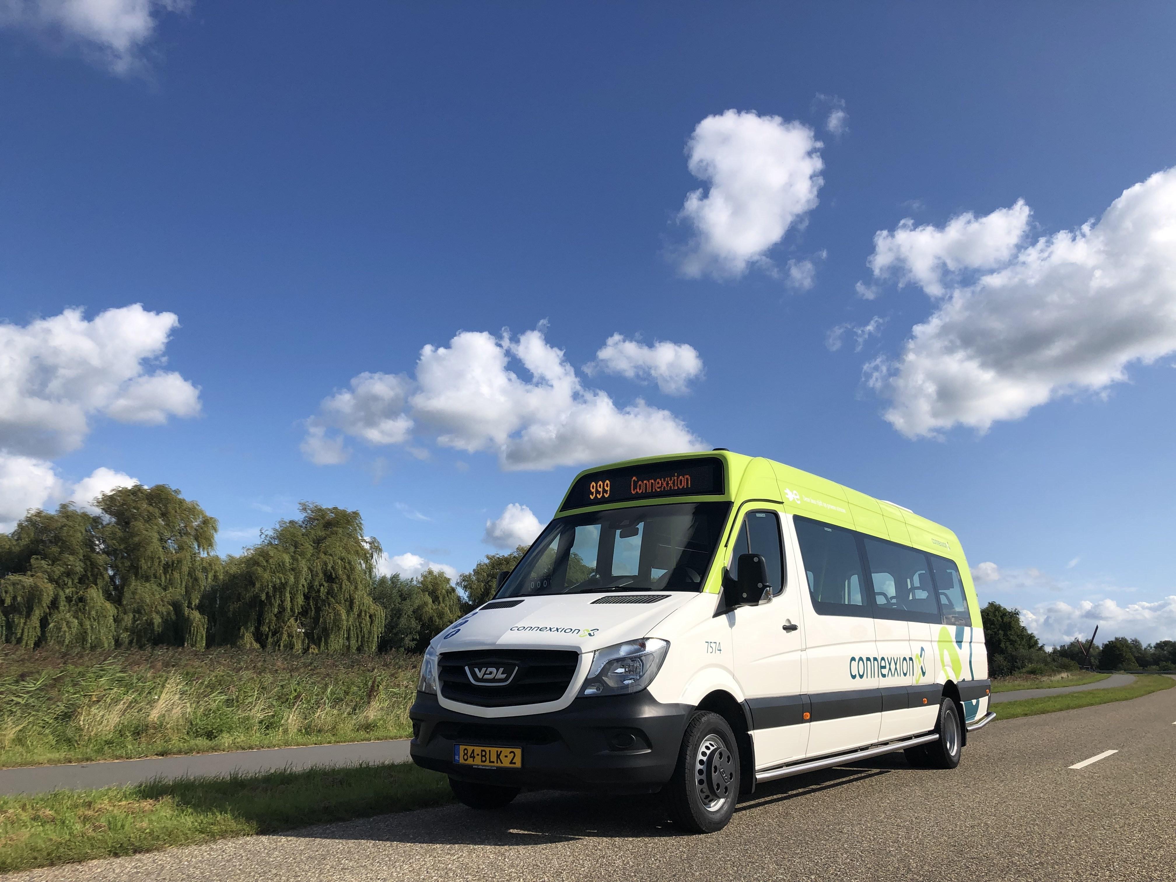 Connexxion zet elektrische bussen in op lijnen 64 en 65 in Zaanstad