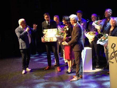 Esther Duineveld gekozen tot IJmonder van het Jaar [video]