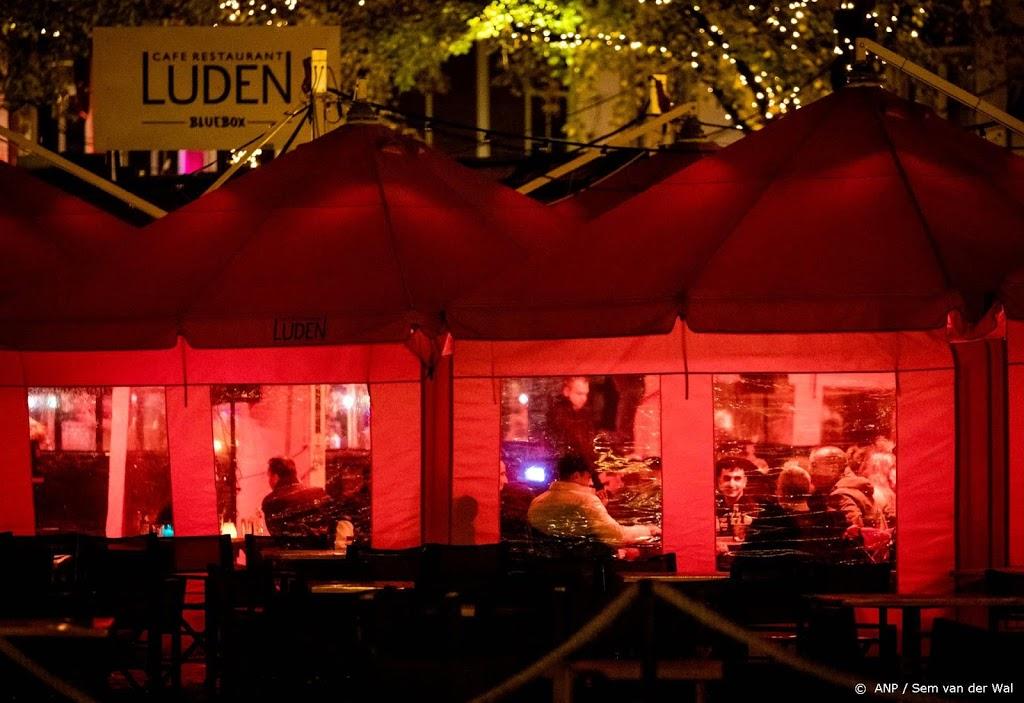 Feestende mensen op het Plein Den Haag zorgt voor ophef