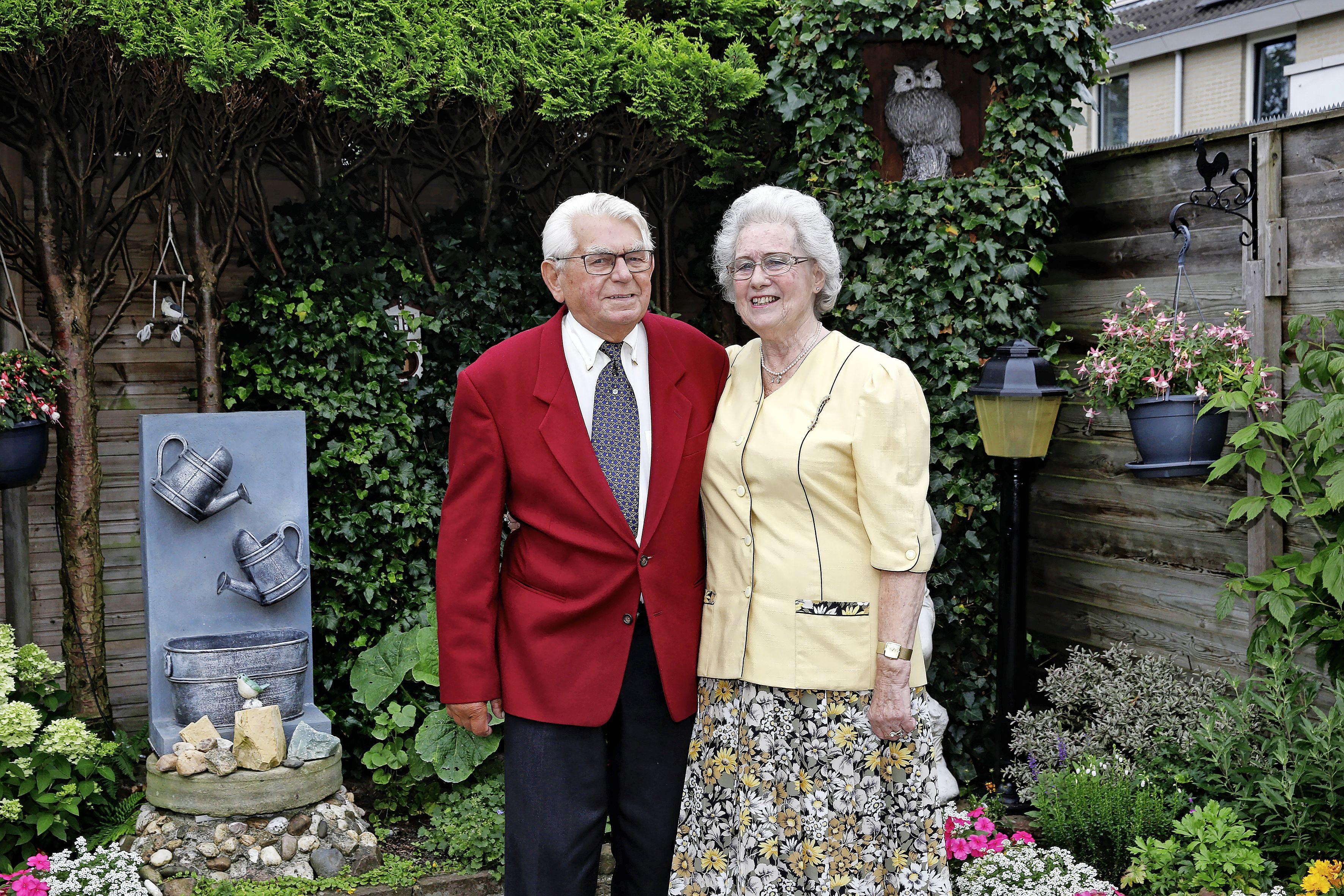 Jan (88) en Ria (80) de Groot-Mulder zestig jaar gelukkig getrouwd: 'We hebben te eten en te drinken en we hebben elkaar'