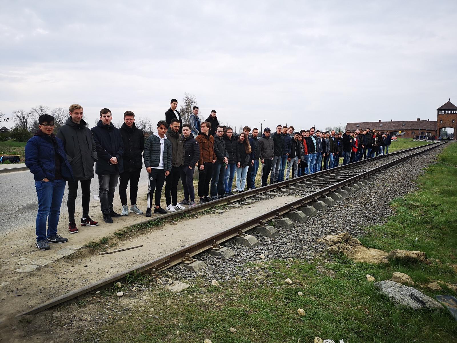 Indrukwekkende reis Regio College naar Krakau: 'Je moet Auschwitz echt eens zien'