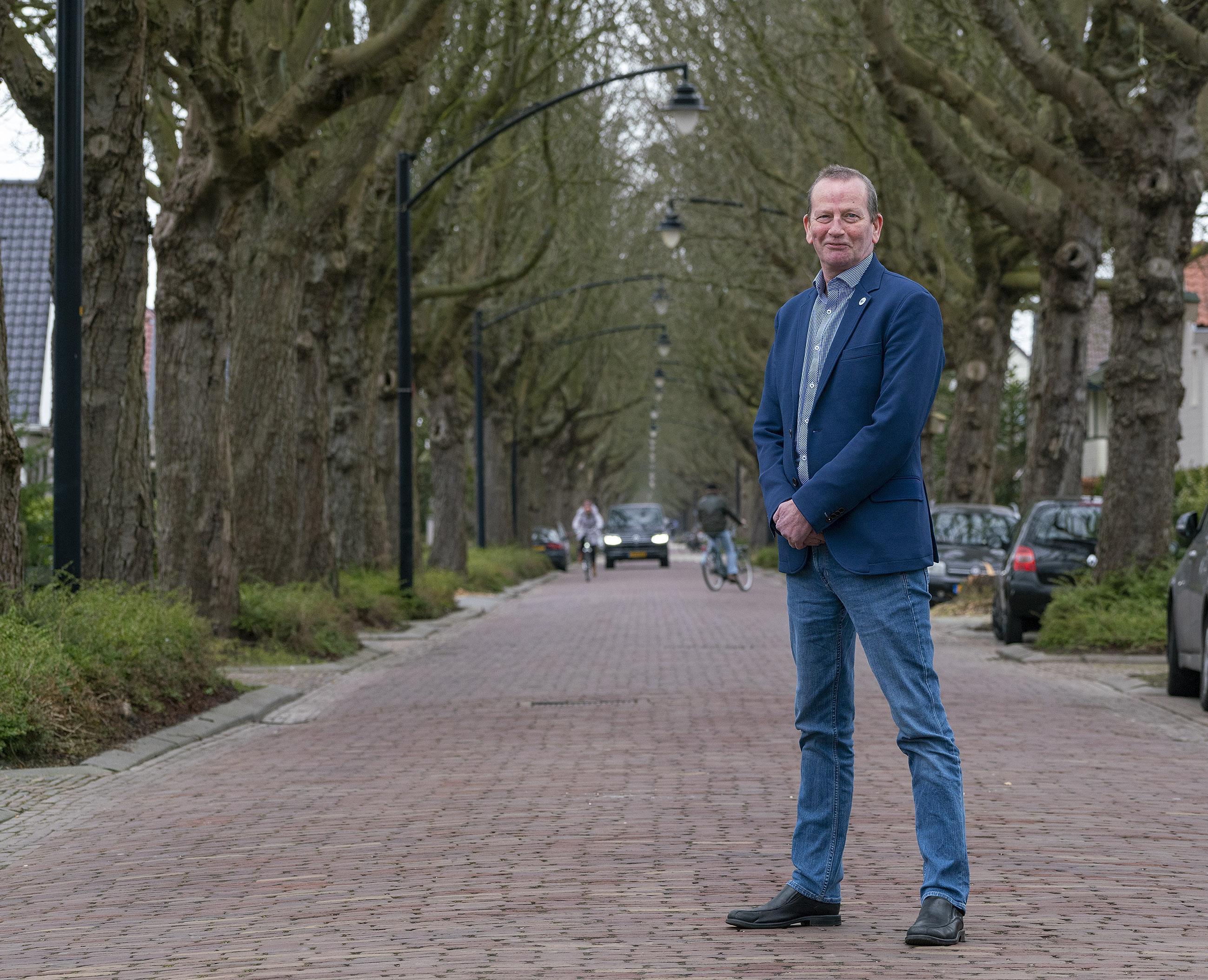 HOP wordt DOP, maar wie wordt de grootste lokale partij van Dijk en Waard? Zes vragen aan fractievoorzitter René Schoemaker