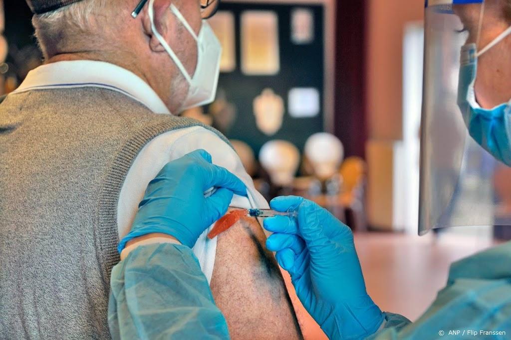 Thuiswonende ouderen misschien eerder ingeënt