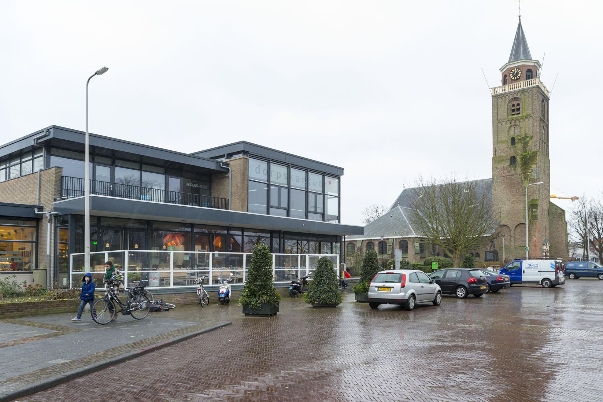 Nieuwe Katwijkse culturele organisatie komt definitief in De Burgt: snelheid en lage kosten belangrijker dan ideale plek