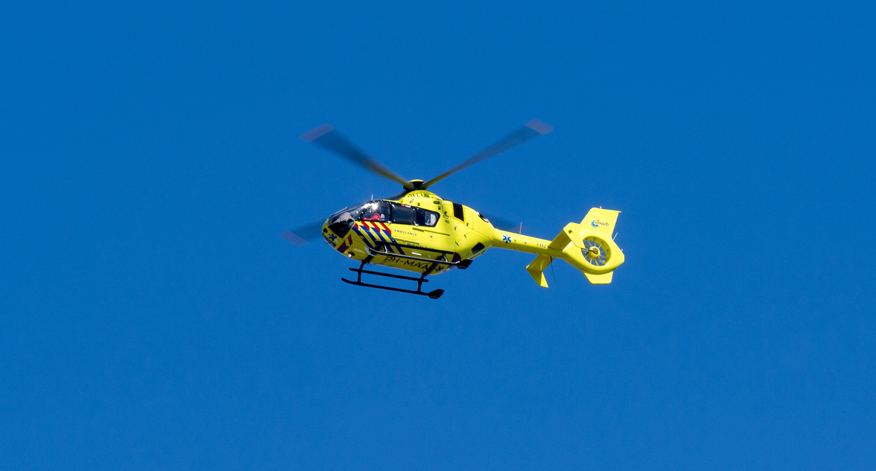 Veiligheidsregio wil dat tijdelijke landingsplaats traumahelikopter bij Alkmaars ziekenhuis langer kan worden gebruikt