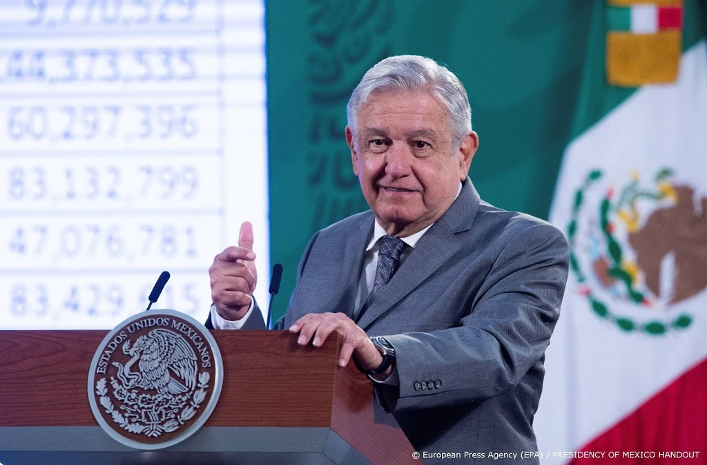 Mexicaanse president besmet met coronavirus