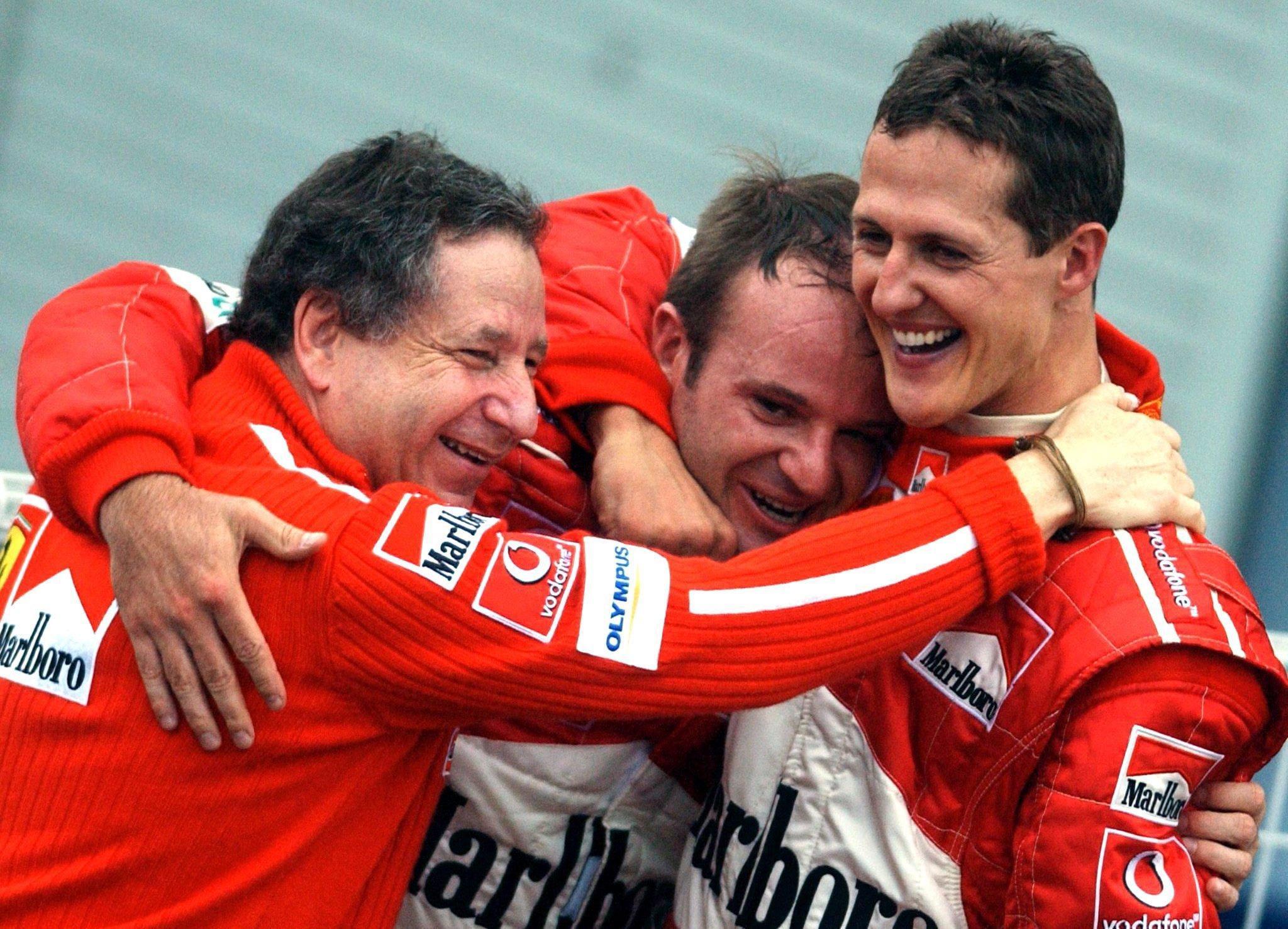In 2003 op deze dag: Michael Schumacher verovert als eerste coureur een zesde wereldtitel in de Formule 1