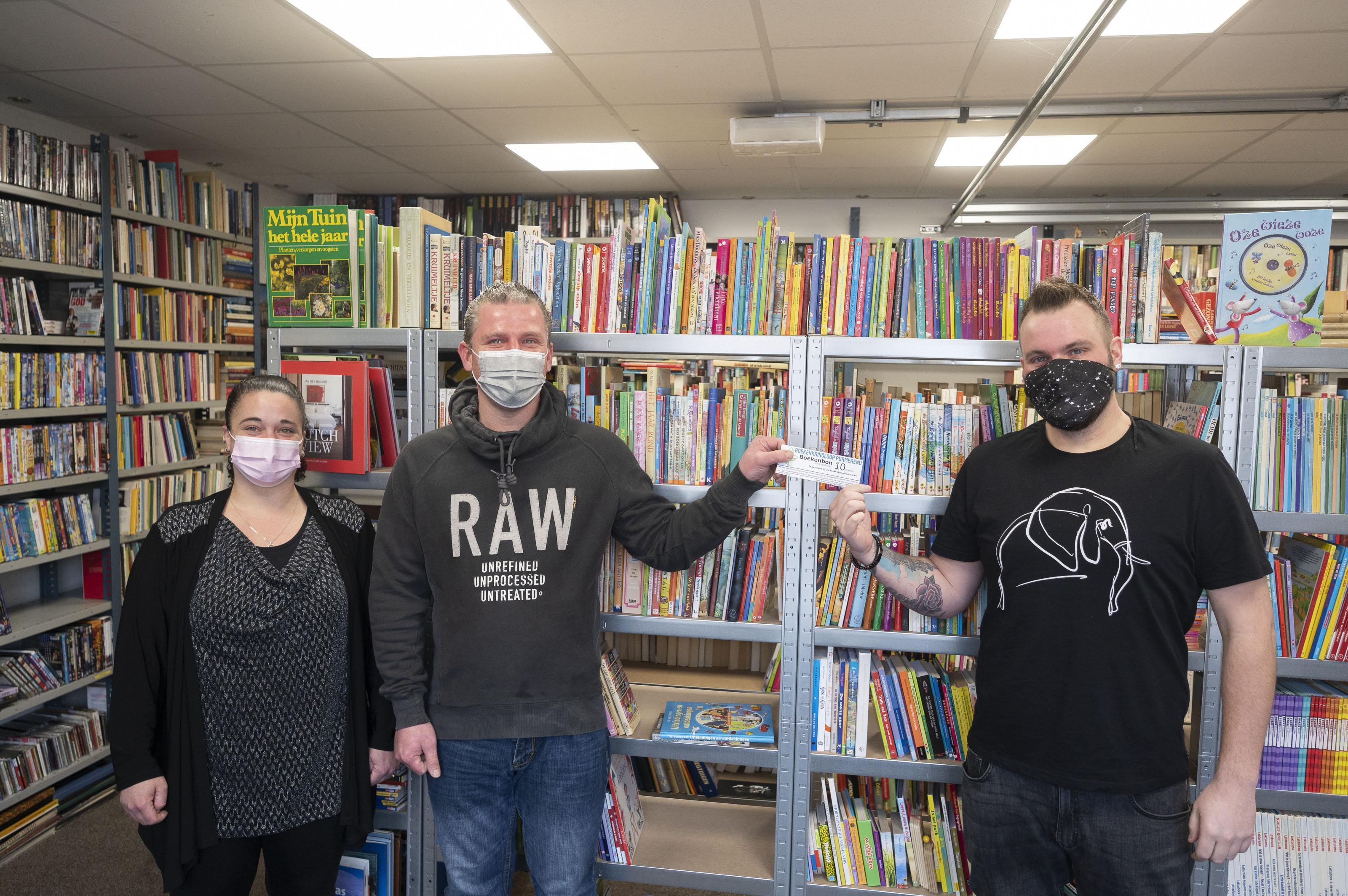 Alles voor een prikkie bij Boekenkringloop Purmerend: 'Dit maakt lezen leuker'