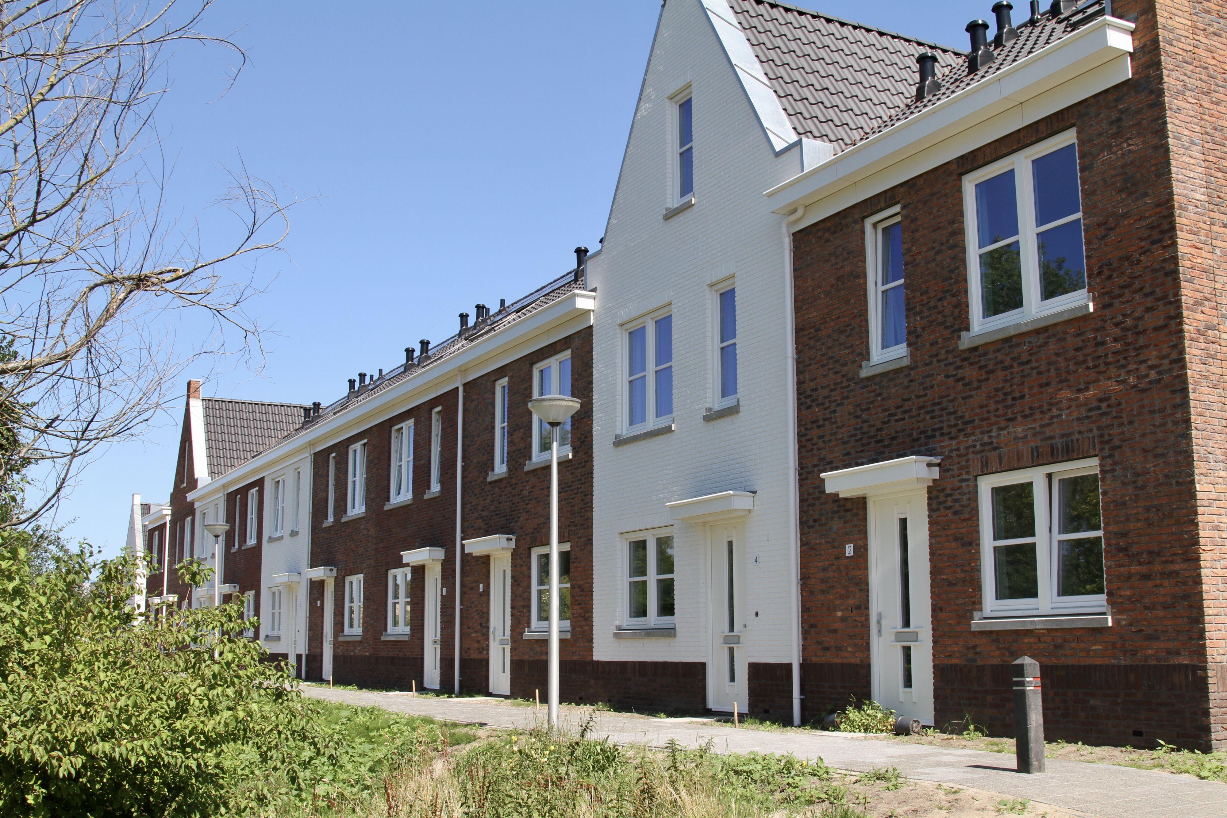 Woningcorporatie Stek maakt huurders in Lisse blij met energieneutrale woning