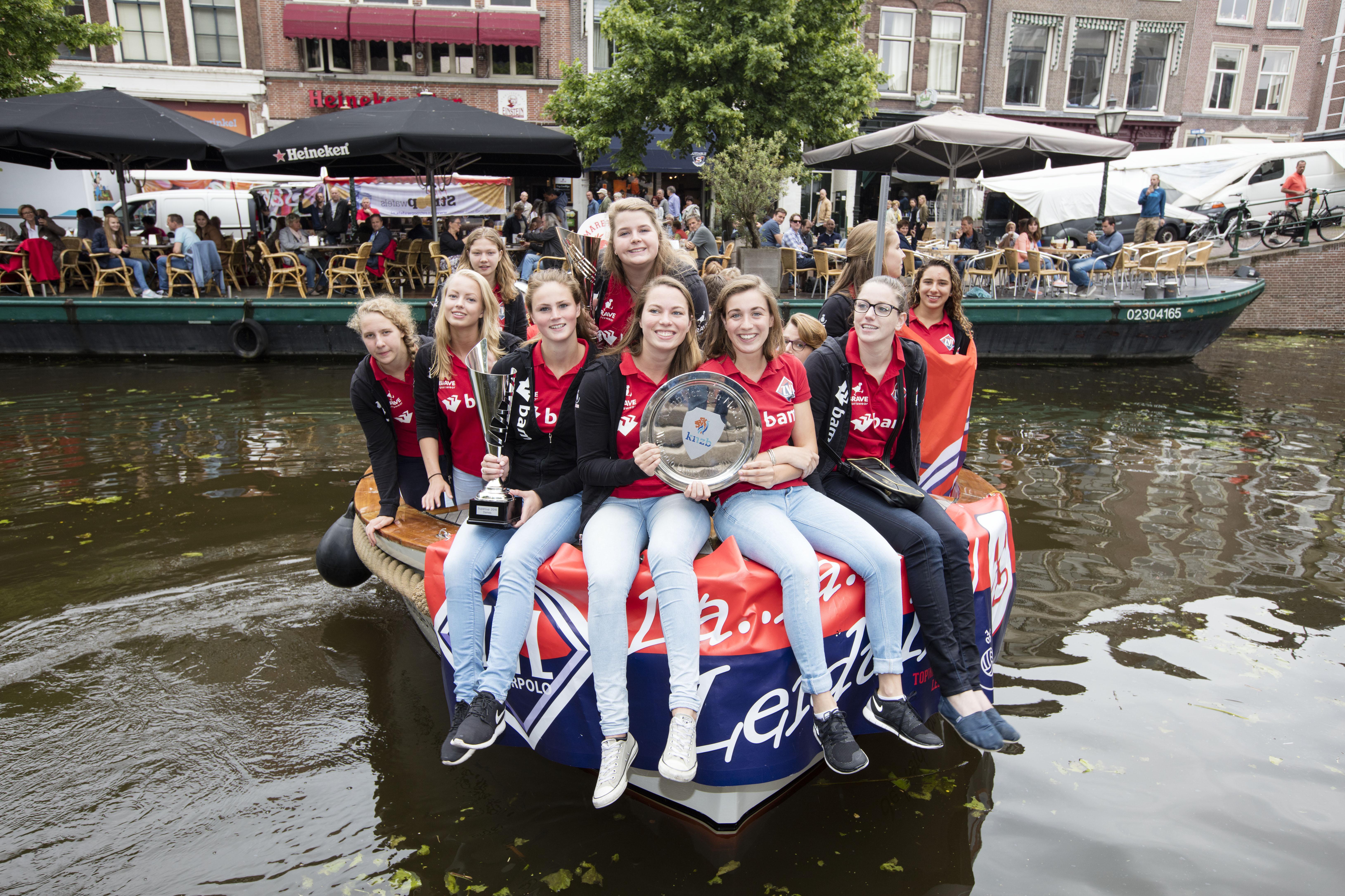 Sportend Leiden moet Amsterdam voorrang verlenen