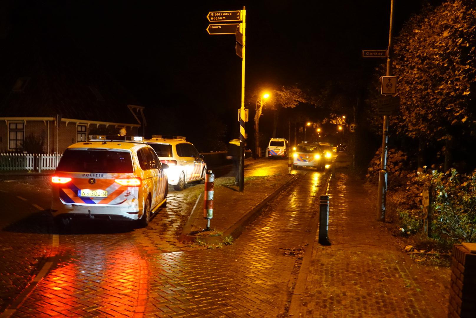Woningoverval in Benningbroek, slachtoffer naar ziekenhuis [update]