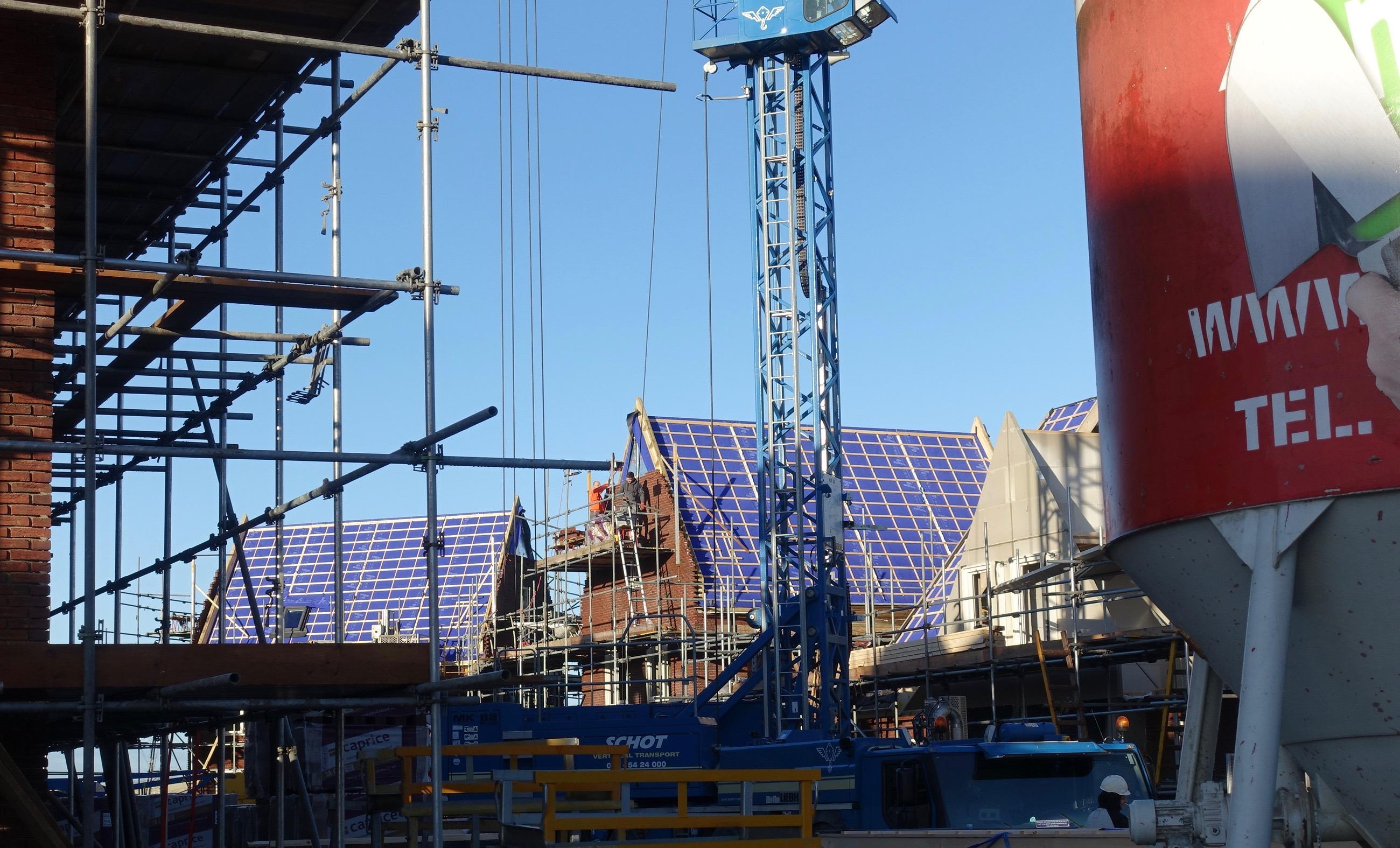 Alleen 'bouwen, bouwen, bouwen' kan Westfriese woningmarkt lostrekken