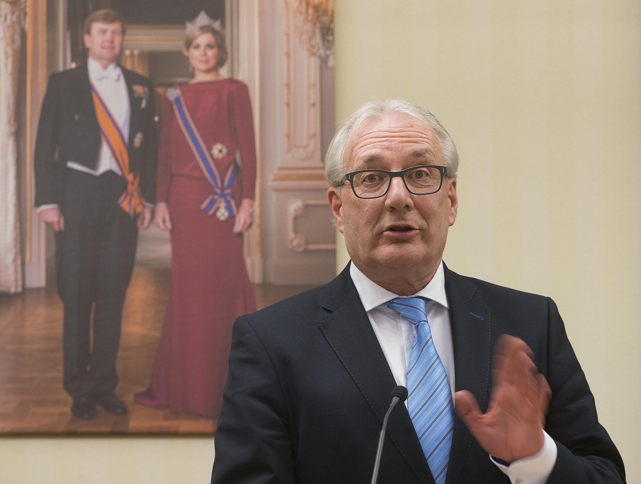 'Heeft Hans geen tweelingbroer?' Heiloo wil als nieuwe burgemeester 'Romeyn 2.0'