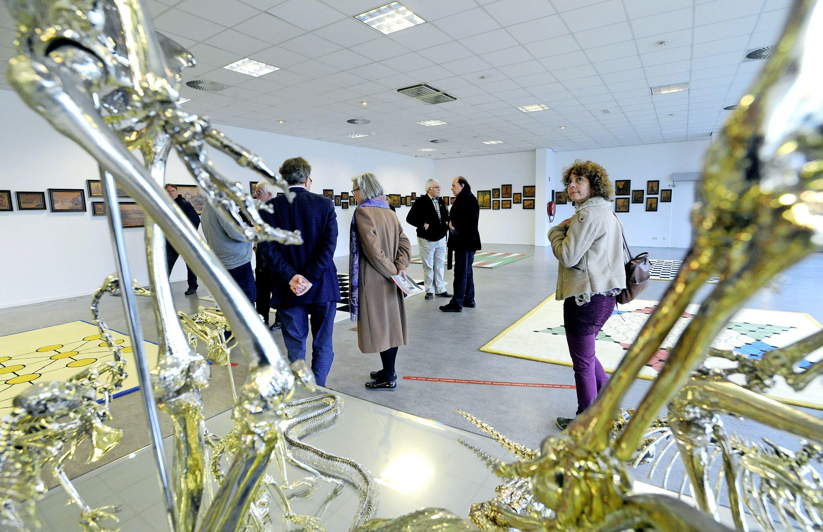 Veilingbedrijf BVA is nu écht klaar met het gedoe over de verkoop van de kunstcollectie van Rob Scholte. 'Duizenden euro's extra aan kosten', verwacht de stadsadvocaat