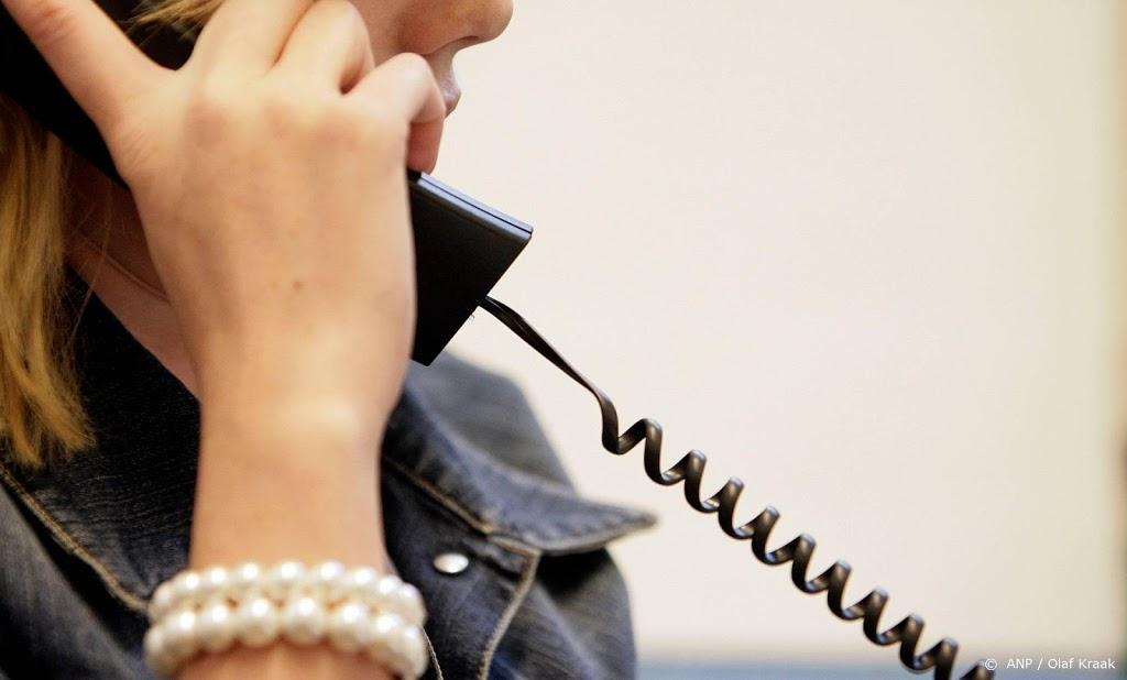Kindertelefoon: meer gesprekken over suïcide en huiselijk geweld