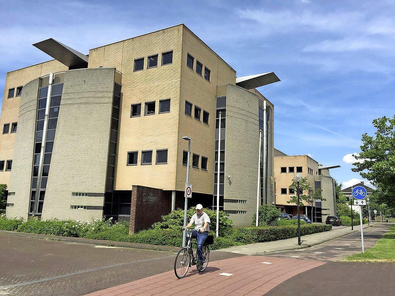 Appartementengebouw met 140 woningen naast Cultuurgebouw Hoofddorp, bouwhoogtes nog niet bekend