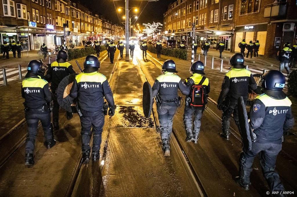 In Rotterdam 81 mensen aangehouden voor milde overtredingen