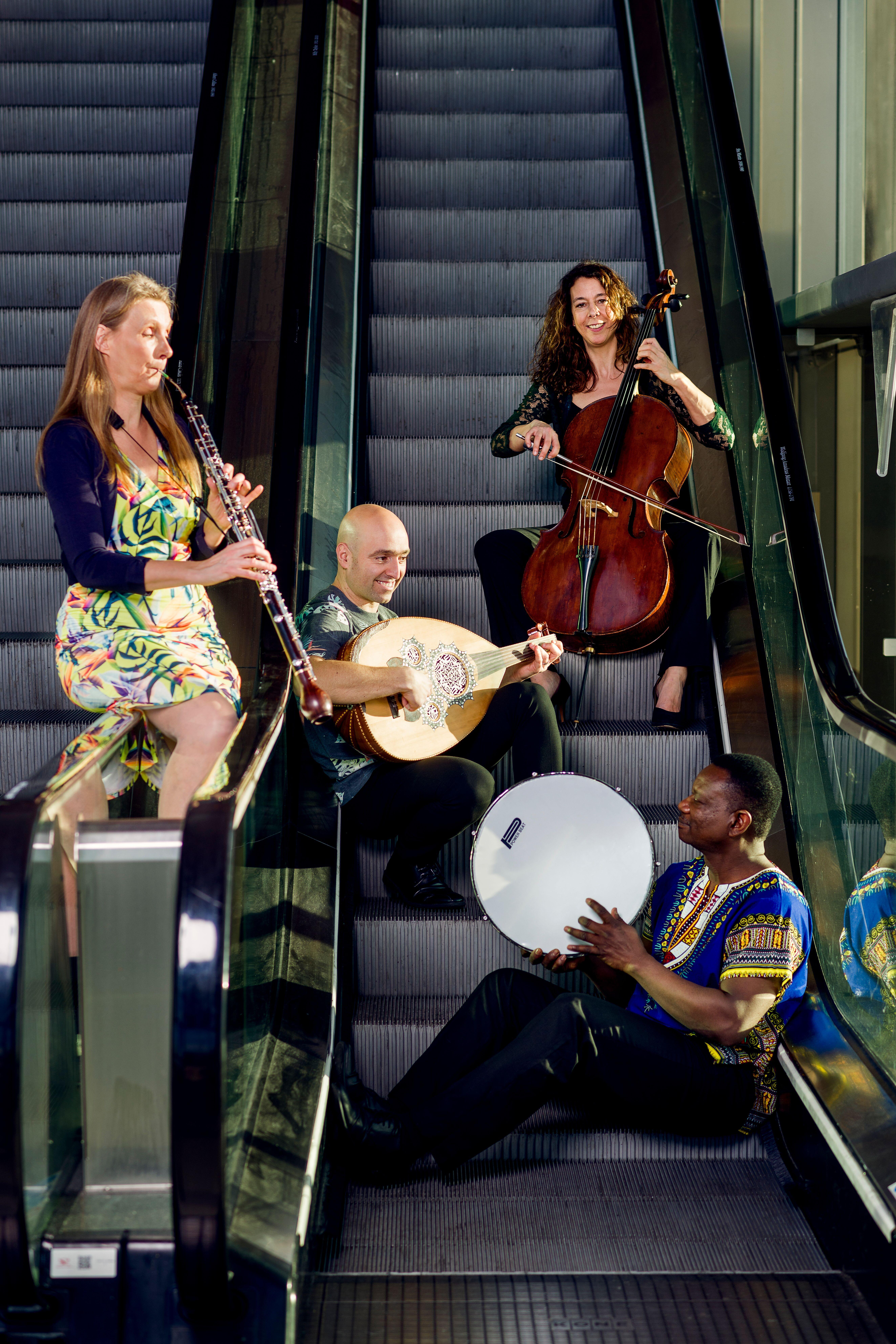 Concertpodium Soest heeft hele kluif aan coronaproof jubileumjaar: musici geven twee uitvoeringen op een middag vanwege 1,5 meter afstand