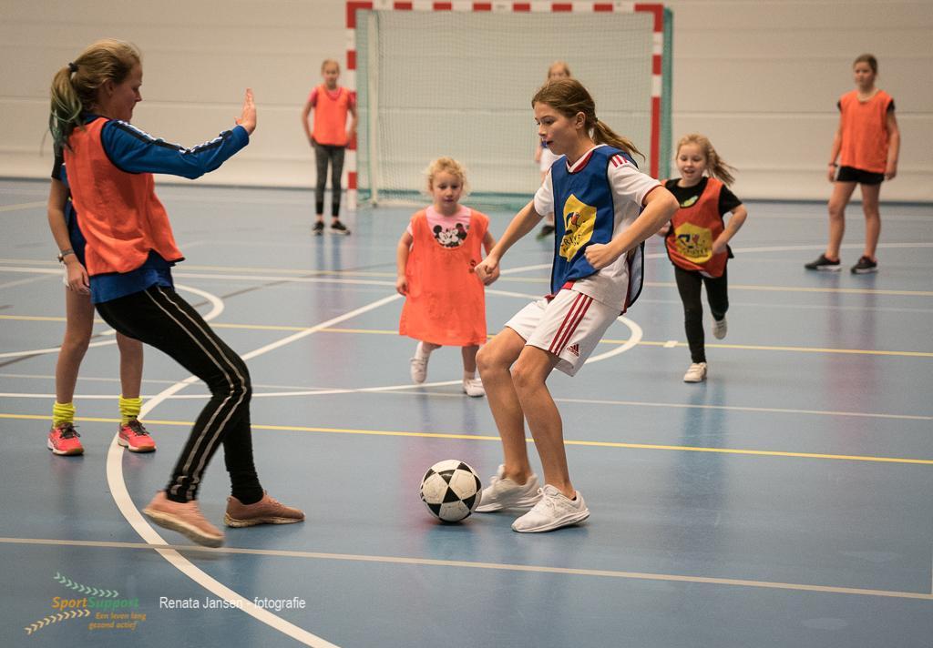Weer Sport-in voor de jeugd in de kerstvakantie