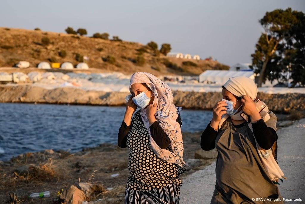 900 vluchtelingen verlaten Lesbos